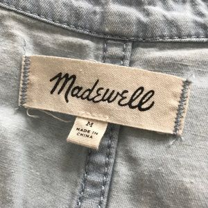 Madewell Tops - Madewell Chambray Top